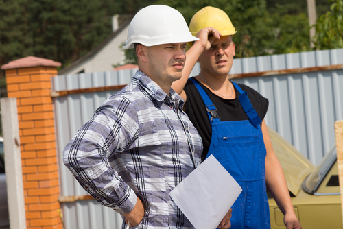 Tip for hiring tenant contractor