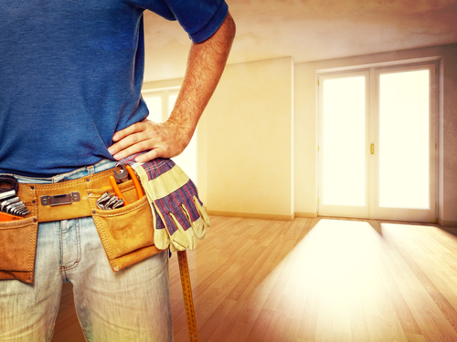 Choosing a commercial handyman